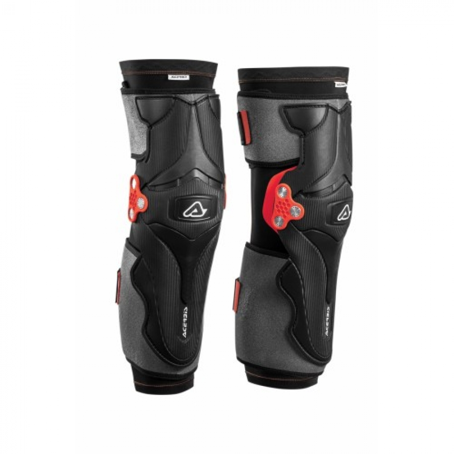 НАКОЛЕННИКИ X-STRONG KNEE GUARD BLACK WHITE