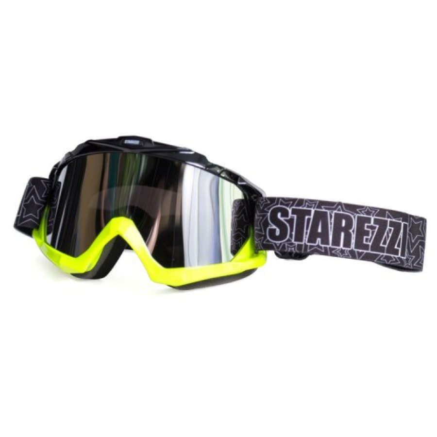 STAREZZI MX 156-704 BLACK FLUO YELLOW