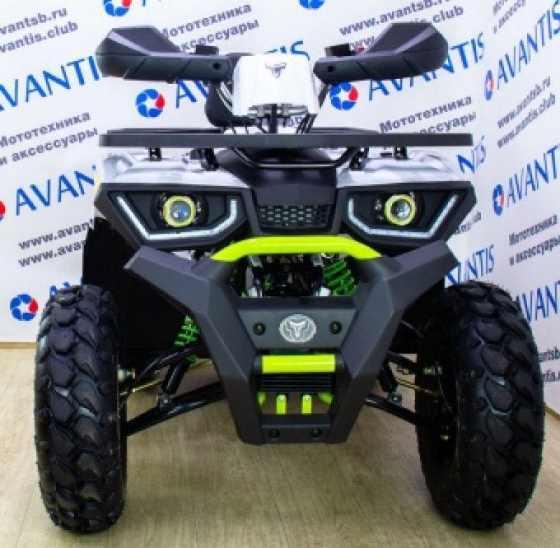 Квадроцикл Avantis Hunter 200 New LUX (2020год)
